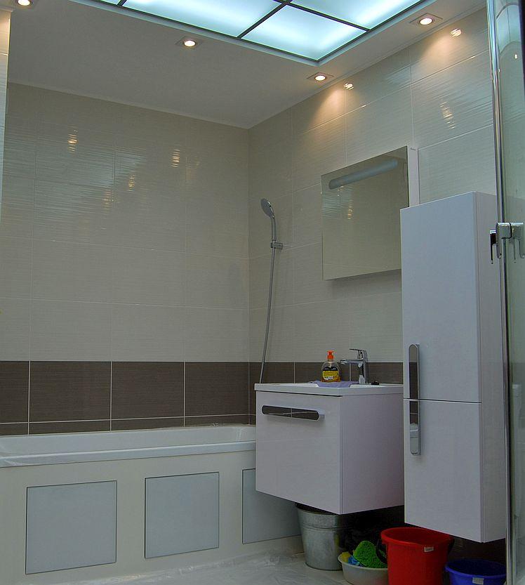 ванная комната фото наших работ