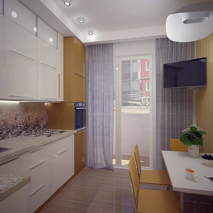 Дизайн квартиры 3D модель
