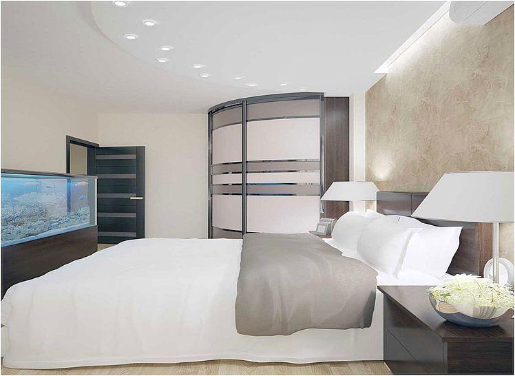 Современный дизайн квартир, 3D визуализация
