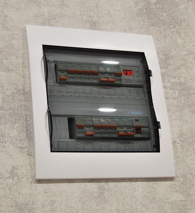 Сборка и установка электрического шкафа под ключ